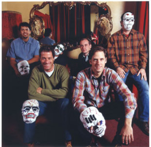 Q&A with Calexico's Joey Burns – Tripping on the Esthetic Sidewalk