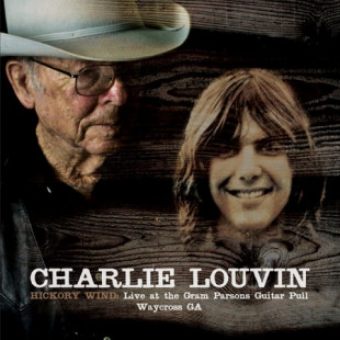 """Contest Giveaway: Rare Signed Copy of Charlie Louvin's """"Hickory Wind"""""""