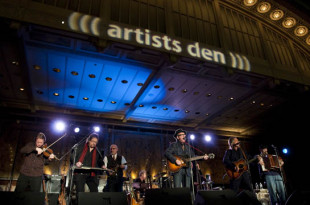 Elvis Costello Performs National Ransom at NY Public Library