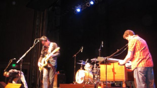 A Bittersweet Showing: Big Head Todd and the Monsters (The Uptown Theatre, Napa)