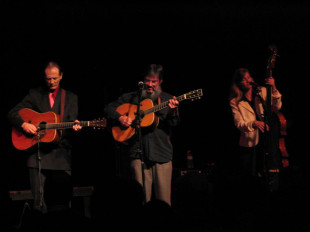 (Way More Than) 12 Questions with Larry Keel