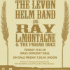Levon Helm Band & Ray LaMontagne Co-Headline Select Dates