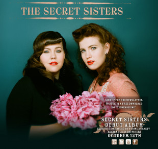 The Secret Sisters on Letterman TONIGHT! (11-19-10)